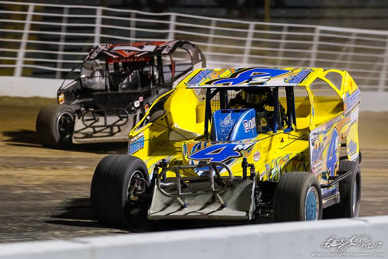 Great Outdoors RV 150 - NAPA Auto Parts Super DIRT Week XLVI - Oswego Speedway - \sdwsb