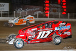 dirt track racing image - Chevy Performance 75 Championship - NAPA Auto Parts Super DIRT Week XLVI - Oswego Speedway - sdwsp