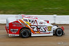 Chevy Performance 75 Championship - NAPA Auto Parts Super DIRT Week XLVI - Oswego Speedway - 73c Kevin Chaffee