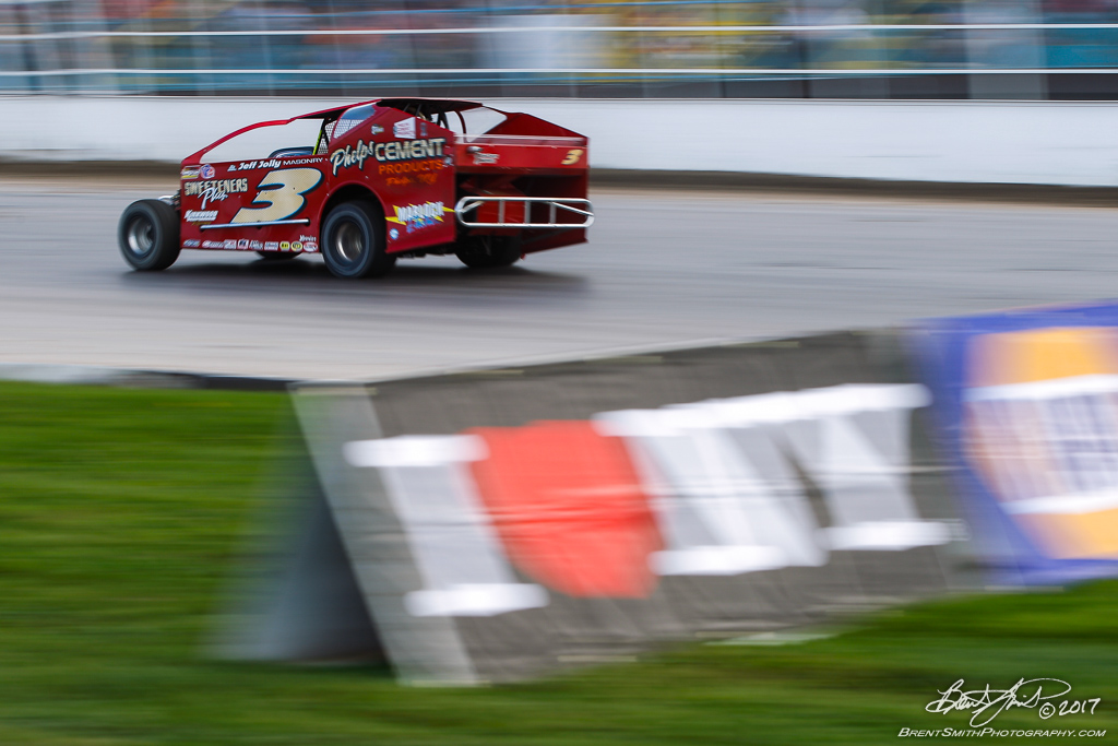 Billy Whittaker Cars 200 - NAPA Auto Parts Super DIRT Week XLVI - Oswego Speedway - 3 Justin Haers