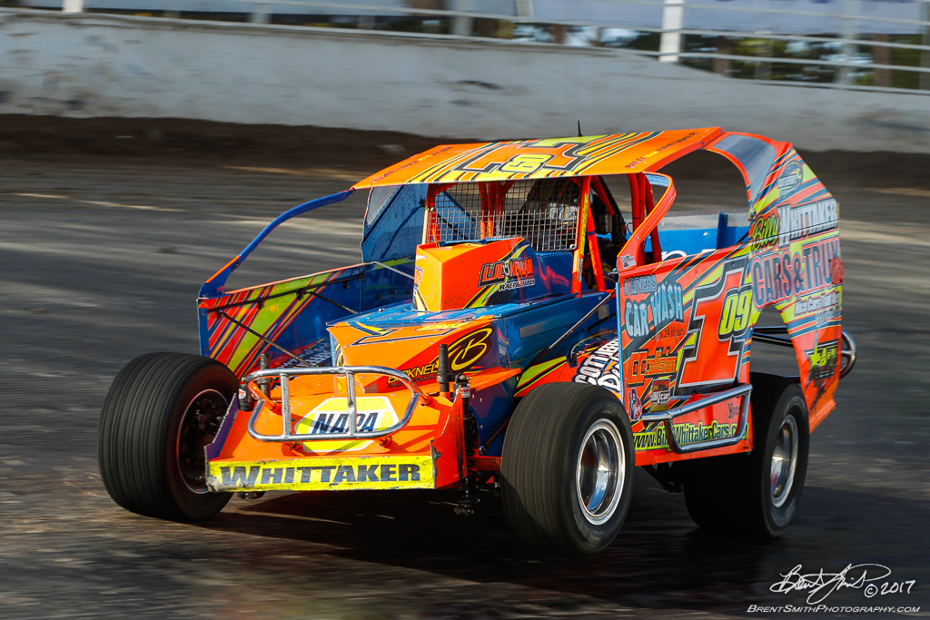 Billy Whittaker Cars 200 - NAPA Auto Parts Super DIRT Week XLVI - Oswego Speedway - 109 Billy Whittaker