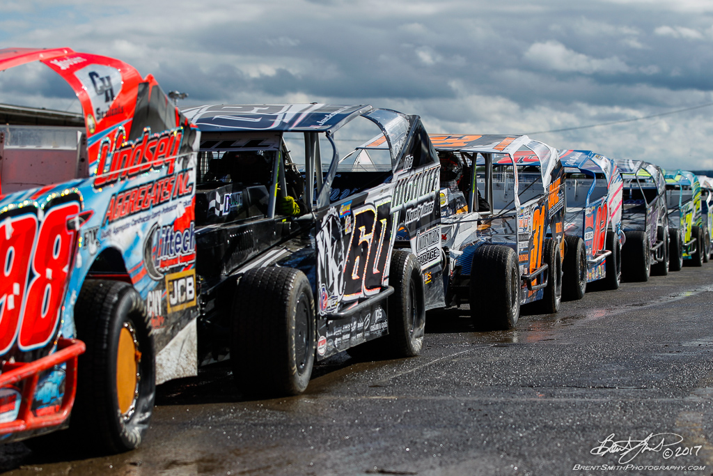 Chevy Performance 75 Championship - NAPA Auto Parts Super DIRT Week XLVI - Oswego Speedway - 60 Jackson Gill