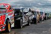 Chevy Performance 75 Championship - NAPA Auto Parts Super DIRT Week XLVI - Oswego Speedway - 60 Jackson Gill