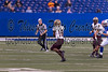 IHSAA 3A Football Championship between Brebeuf and Evansville Memorial held at Lucas Oil Stadium, Indianapolis, IN, 11/24/2017,  Photo by Eric Thieszen.