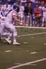 IHSAA 5A Football Championship between Columbus East vs Kokomo held at Lucas Oil Stadium, Indianapolis, IN, 11/24/2017,  Photo by Eric Thieszen.