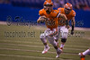 IHSAA 5A Football Championship between Columbus East vs Kokomo held at Lucas Oil Stadium, Indianapolis, IN, 11/24/2017,  Photo by Eric Thieszen.