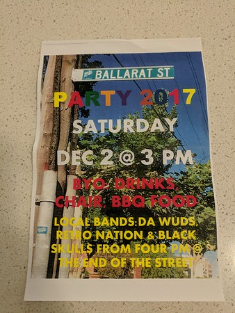 20171202 End of Street party