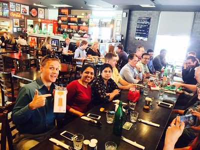 20171212 VicUni Christmas lunch