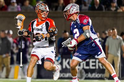MLL: Denver Outlaws @ Boston Cannons