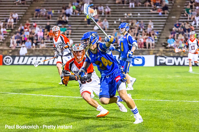 MLL: Denver Outlaws @ Charlotte Hounds