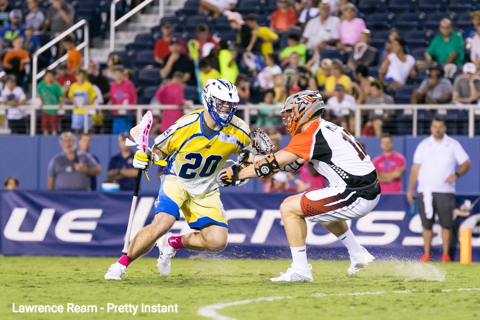 MLL: Denver Outlaws @ Florida Launch