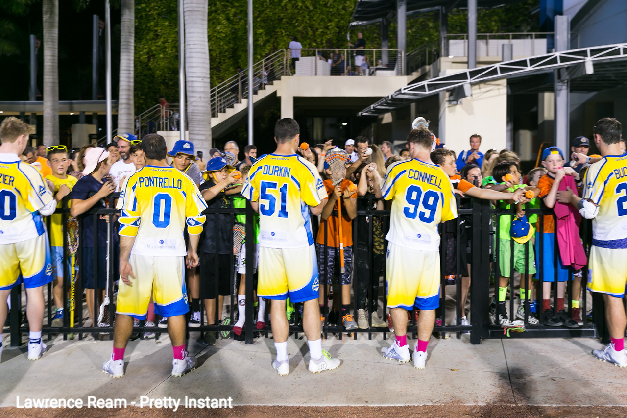 MLL: Denver Outlaws @ Florida Launch
