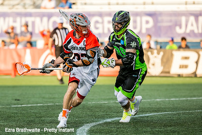 MLL: Denver Outlaws @ New York Lizards