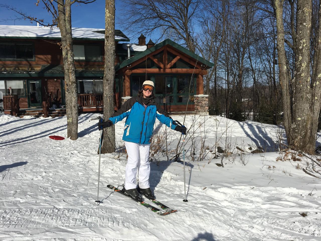 MISS SNOWFLAKE--ERIN BUNBURY NOVAK