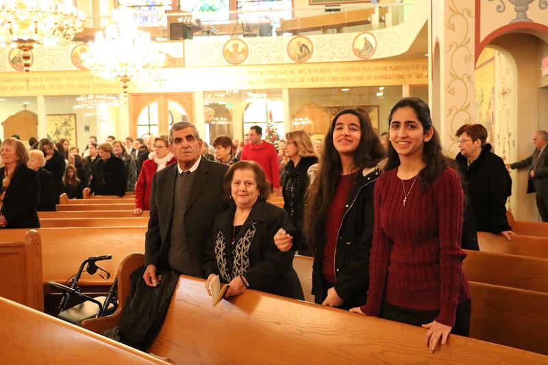 Liturgy in Southgate