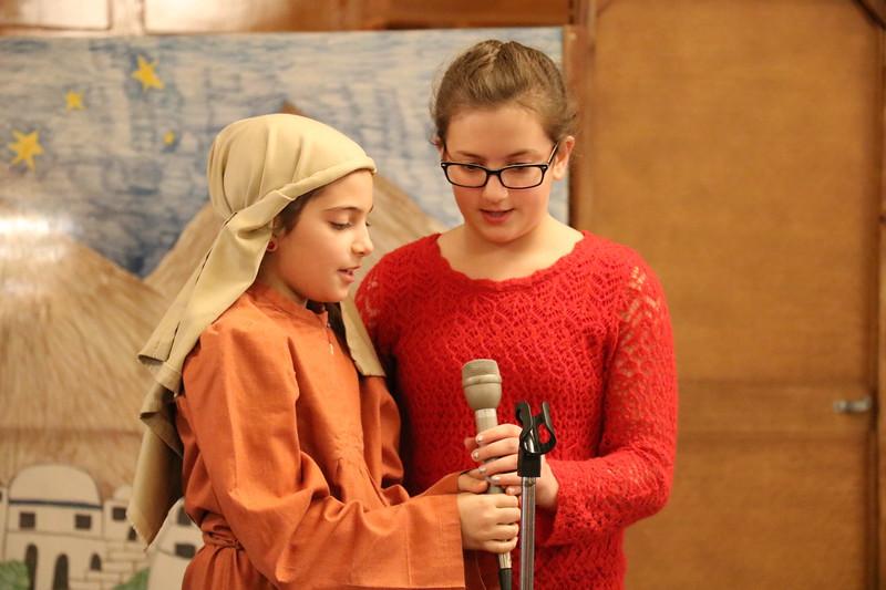 Christmas Pageant Southgate Parish