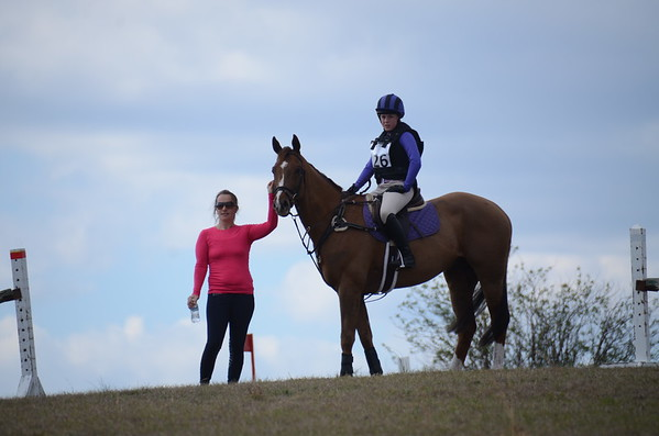 Paradise Farm Horse Trial 021817