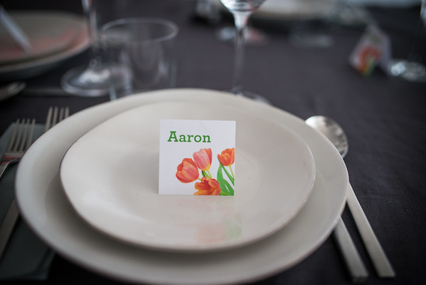 My place-setting!
