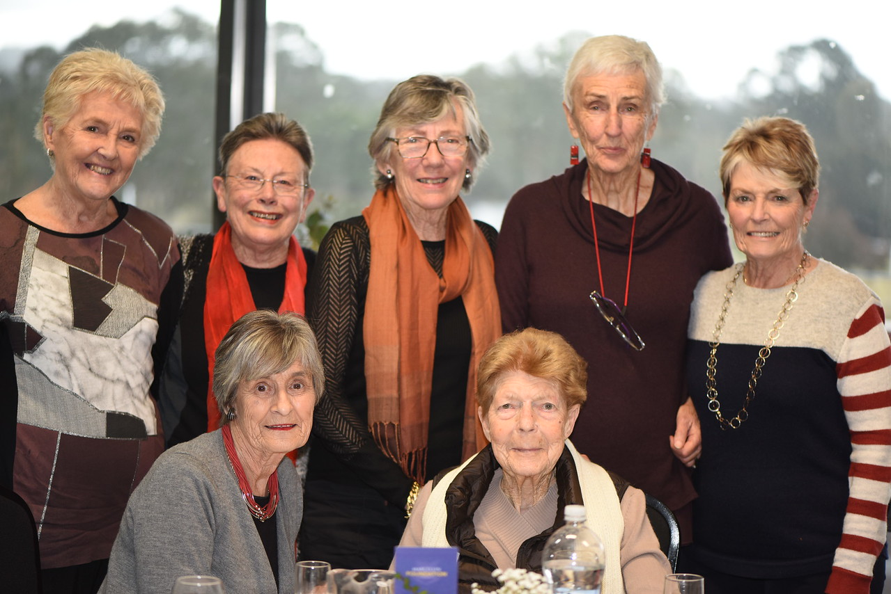 Marcellin Past and Present Mums