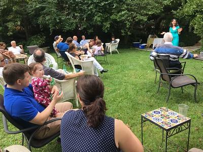 September 17, 2017 PenJerDel Garden Party