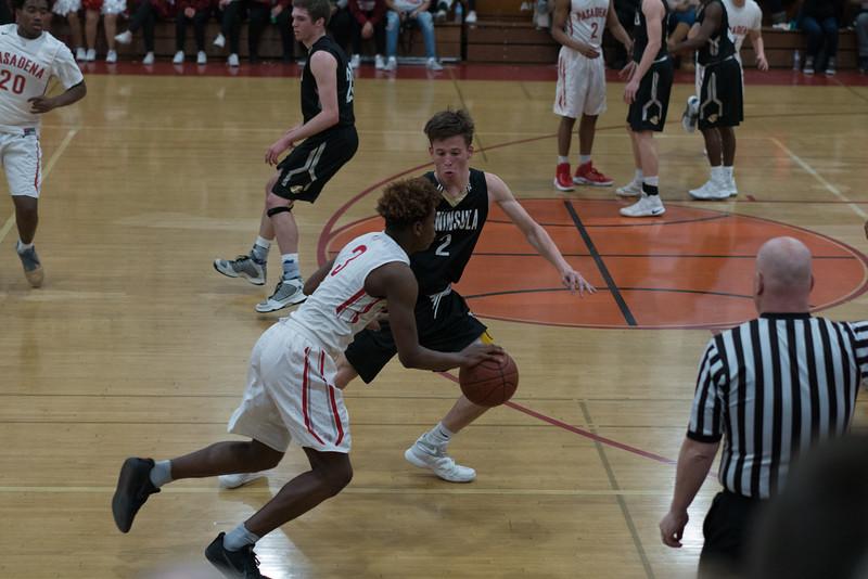 Pen Hi Basketball 2-24-17-27