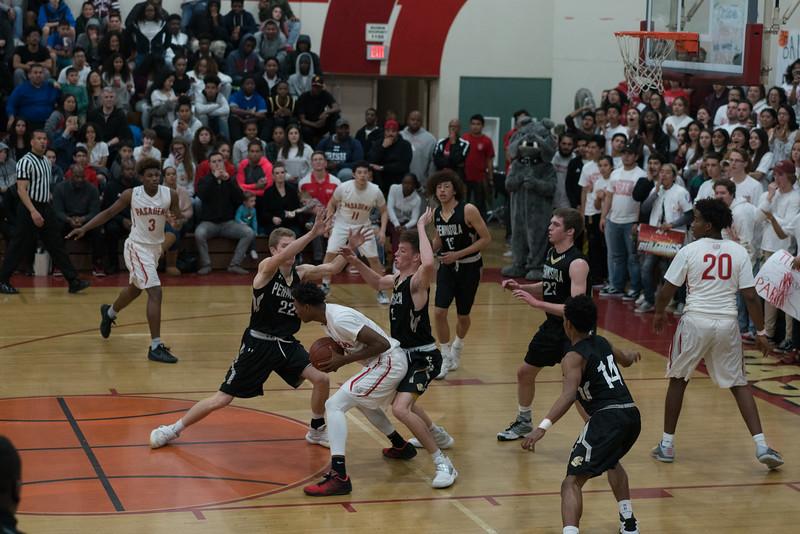 Pen Hi Basketball 2-24-17-30