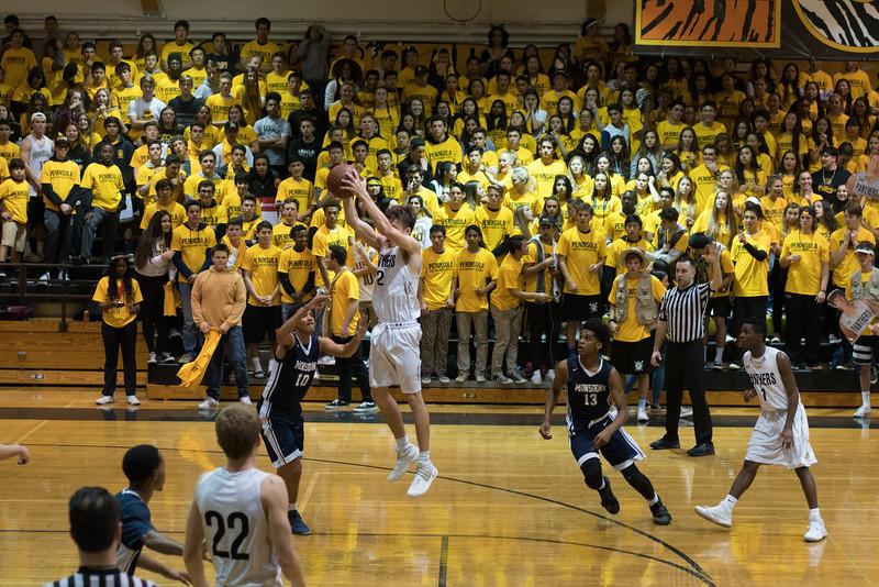 Pen Hi Basketball 2-21-17-85