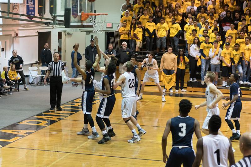 Pen Hi Basketball 2-21-17-47