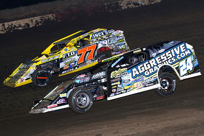 Peoria Speedway; Fall Classic Full Weekend featuring the Summit American Modified Series