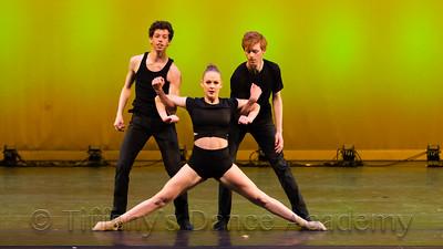 Tribez Contemporary Trio - Brodie W., Gewn T. & Jack H.