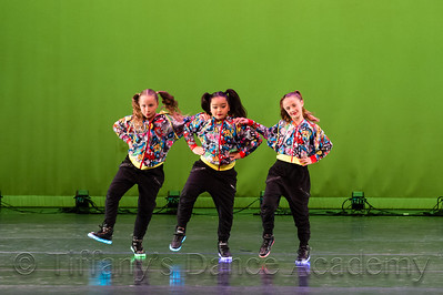 Lol Hip Hop Trio - Summer B., Kylie F., and Sloan H.