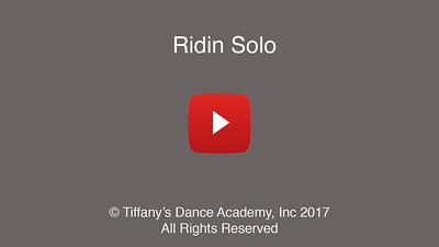 Ride Solo