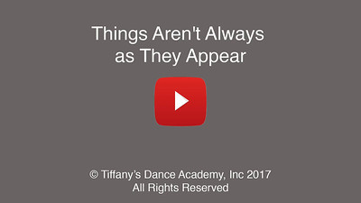 Things Aren't Always as they Appear