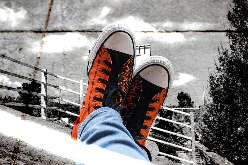 Photoshop 2: Woodside Shoes