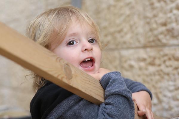 Raphael 1 month, Eliyahu 19 months