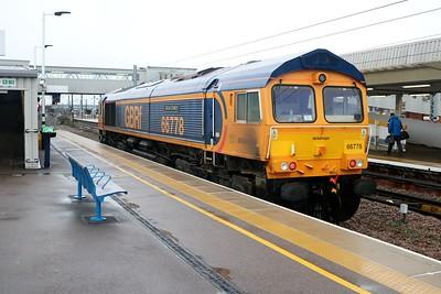 66778 1213/0H06 Whitemoor-Peterborough GBRF