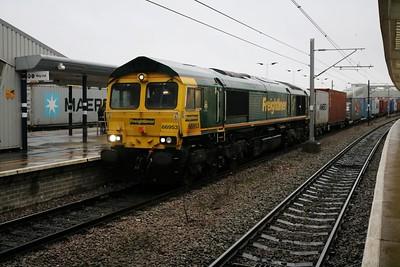 66953 0917/4z91 Crewe-Felixstowe