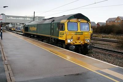 66571 1232/4m88 Felixstowe-Crewe