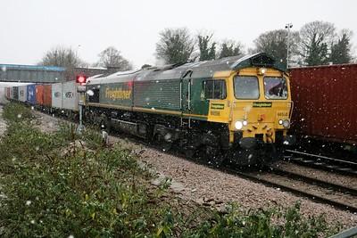 66558 1100/4m81 Felixstowe-Crewe