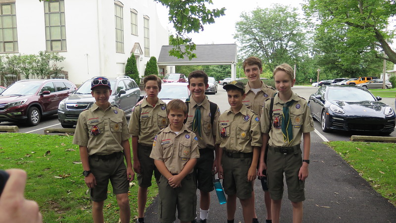 Heading to Summer Camp in Rhode Island