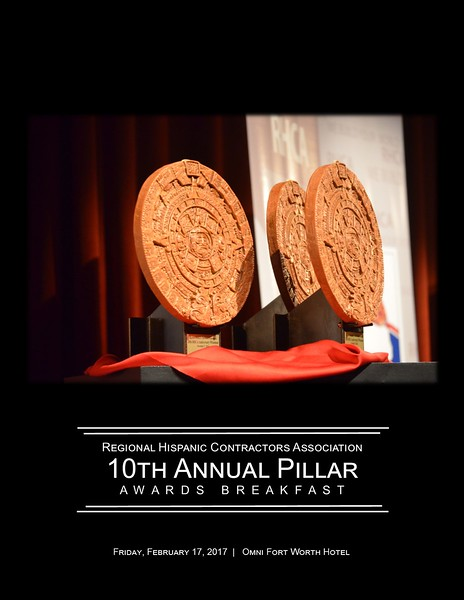 Pillar Awards 2017