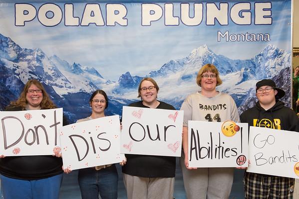 Miles City Polar Plunge