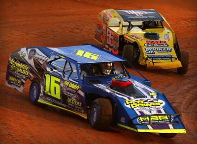 Ponderosa Speedway; Summit Racing Equipment American Modified Series 7-14