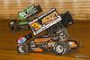 50th Annual Tuscarora 50 - All Star Circuit of Champions - Port Royal Speedway - 3Z Brock Zearfoss, 71 Joey Saldana