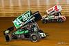 50th Annual Tuscarora 50 - All Star Circuit of Champions - Port Royal Speedway - 71 Joey Saldana m1 Mark Smith