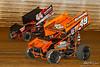 50th Annual Tuscarora 50 - All Star Circuit of Champions - Port Royal Speedway - 49x Tim Shaffer, 44 Trey Starks