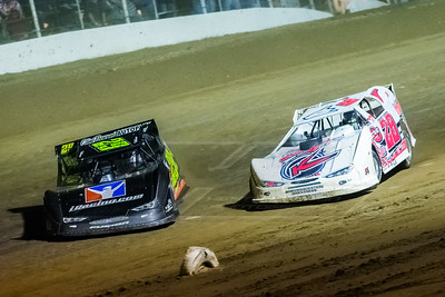 Darrell Lanigan (29) and Tyler Carpenter (28)