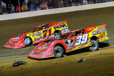 Don O'Neal (71) and Tim McCreadie (39)