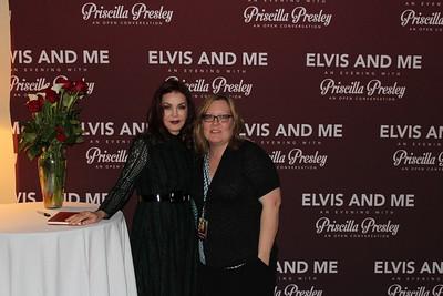 Priscilla Presley VIP 3/11/17
