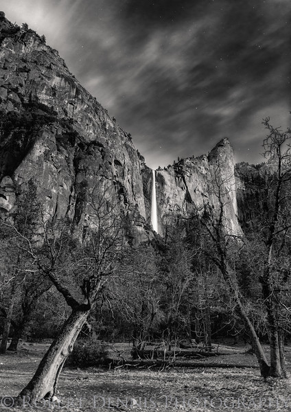 Bridalveil Falls, Yosemite Valley